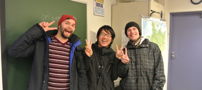 「フィンランド学校ボランティア」ってこんな1日です。