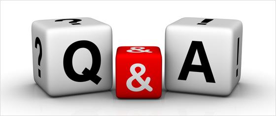Q&Aはじめます