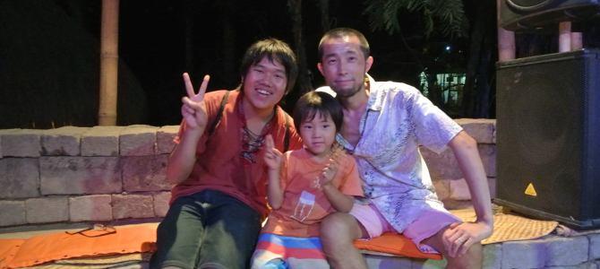 グリーンスクールにて1年間の父子留学を終えた岡昌之さんにインタビュー!