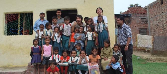 インドの学校ボランティアで気づいた「日本が誇る教育イベント、運動会」