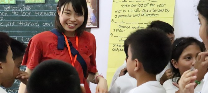 第三回Global Teacher Programがスタートしました!